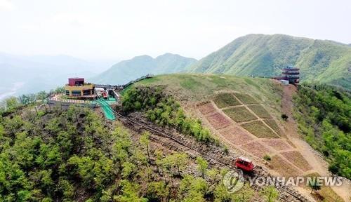 위험천만 문경 산악모노레일…나흘 연속 안전사고·운행중단(종합)