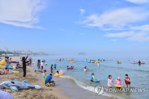 울산 진하·일산해수욕장 7월1일 개장…거리두기 준수(종합)