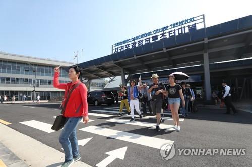 관광공사 올해 한국 방문 대만 크루즈 관광객 76% 증가