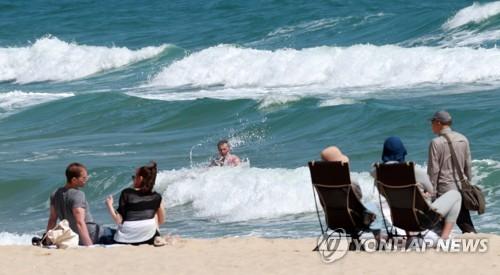 여름 바다가 열린다 해운대·송정 해수욕장 6월 1일 안전개장