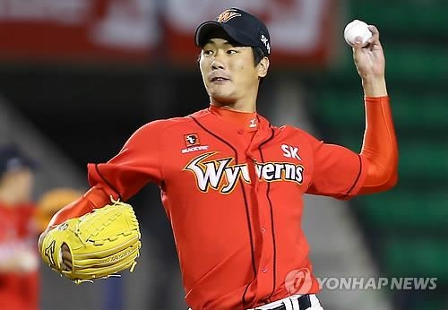 (2nd LD) SK Wyverns accept US$2 mln bid for posted pitcher Kim Kwang-hyun - 2