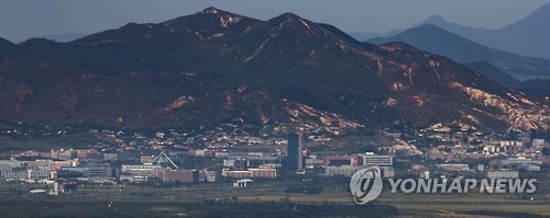 (LEAD) Gov't provides 74 pct of earmarked support to Kaesong complex firms - 1