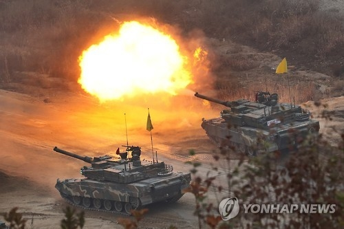 S. Korea, U.S. to hold massive joint artillery drills this month - 1