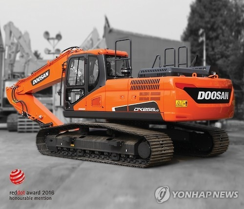 Doosan Infracore faring well in China's excavator market - 1