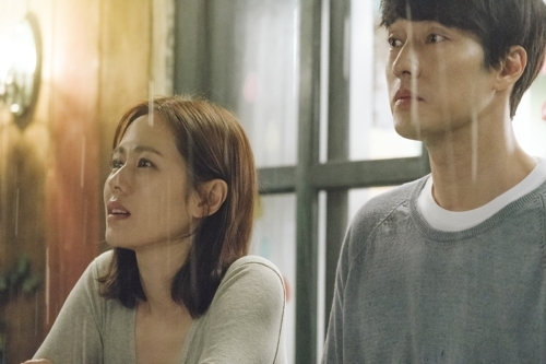 "A still from ""Be With You,"" provided by Lotte Entertainment (Yonhap)"