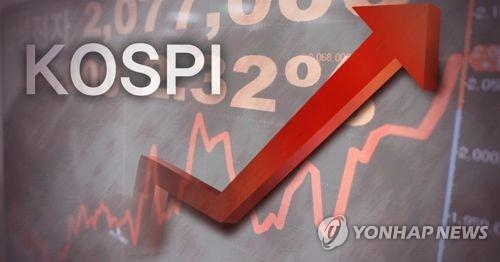 (LEAD) Seoul stocks end higher on construction, casinos - 1