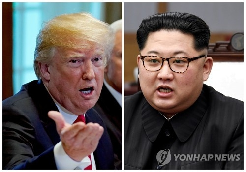 (News Focus) Kim Jong-un, Trump set for showdown on CVID, CVIG