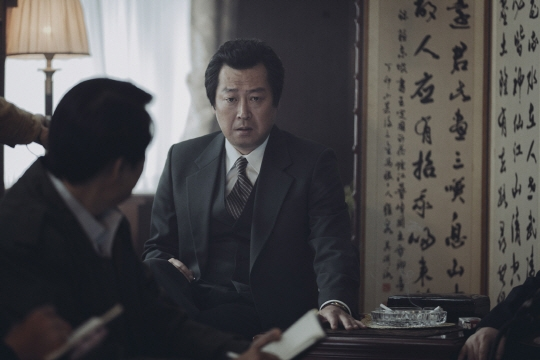 "A still from the Korean historical film ""1987: When the Day Comes"" (Yonhap)"