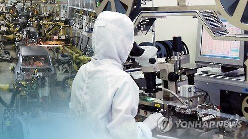 S. Korea's industrial output rebounds in October - 1