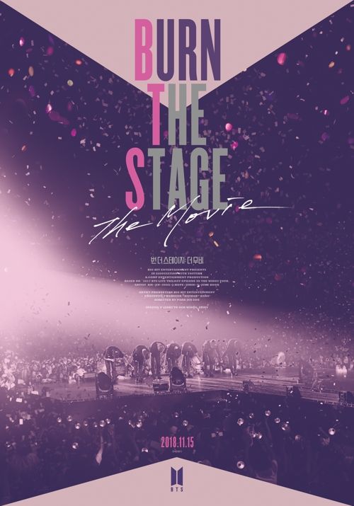 BTS doc 'Burn the Stage' draws 1.96 million viewers worldwide