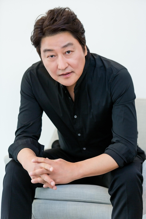 "This image of Song Kang-ho is provided by Showbox, the distributor of ""Drug King."" (Yonhap)"