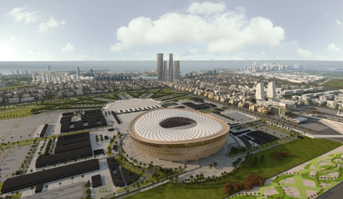 Showpiece stadium of 2022 World Cup to highlight Arab culture