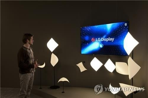 LG Display feared to swing to loss in Q1