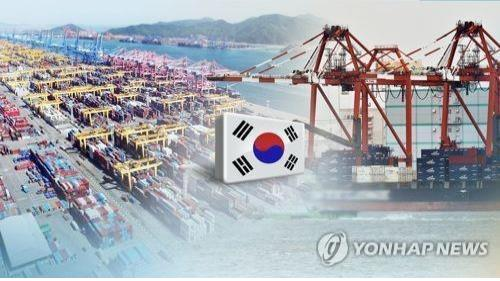 S. Korea's industrial output dips 0.6 pct on-month in December