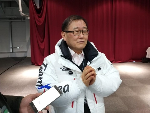 (Yonhap Interview) Nat'l hockey chief dreams of turning Olympic city into hockey town