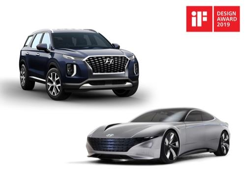Six Hyundai, Kia vehicles win iF Design Award 2019