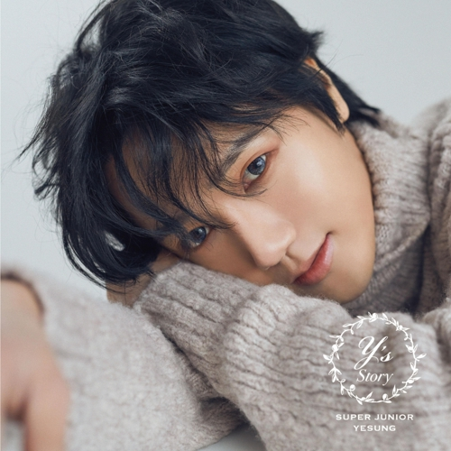 Super Junior's Yesung to release 1st full-length Japanese album next week