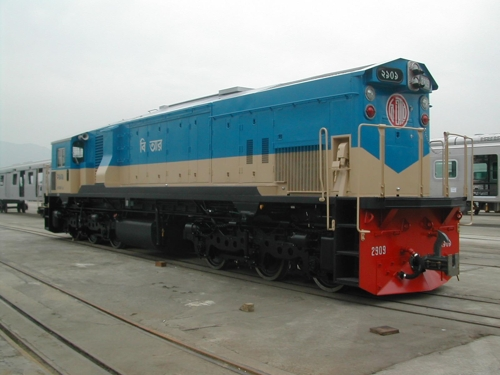 Hyundai Rotem wins 90.6 bln won locomotive order in Bangladesh