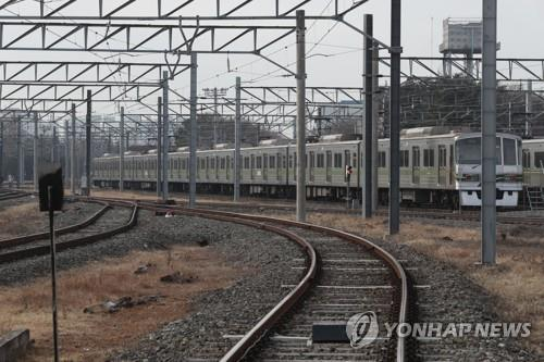 This Yonhap file photo shows a train at Dobongsan Station. (Yonhap)