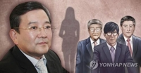 Ex-vice minister barred from leaving Korea amid sex crime probe