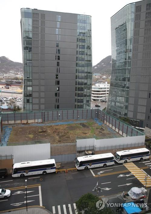 (2nd LD) Seoul cancels construction permit for new Japanese Embassy building