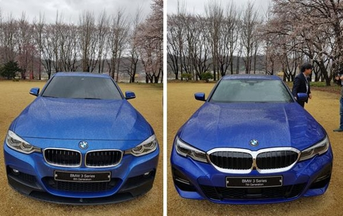 BMW shoots for rebound in sales in S. Korea on new 3 Series