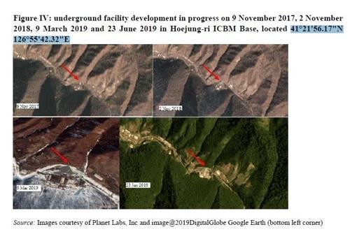 N. Korea continues to develop ICBM program: U.N. panel   Yonhap News Agency