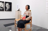 Statue symbolizing former wartime sex slave to return to Japanese art show
