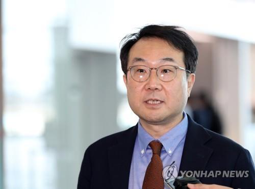 This file photo shows Lee Do-hoon, special representative for Korean Peninsula peace and security affairs. (Yonhap)