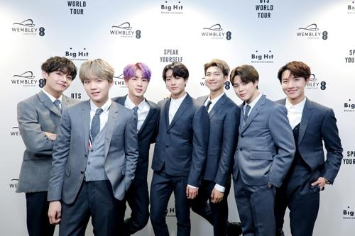 (LEAD) BTS to issue remake of 'Make It Right' featuring Lauv