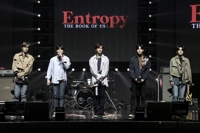 DAY6 returns with 3rd full album 'The Book of Us: Entropy'