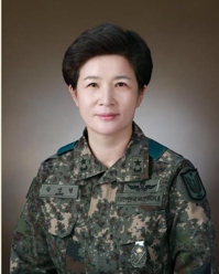 S. Korea announces first female two-star general