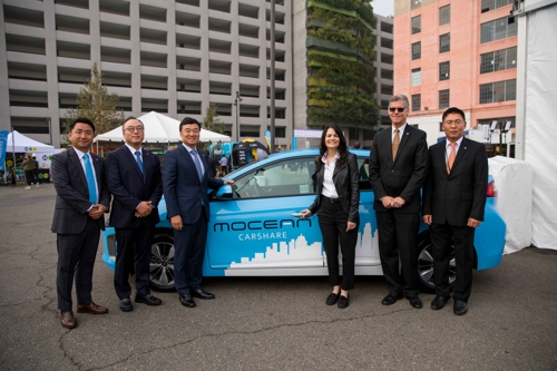 Hyundai Motor launches mobility service venture in Los Angeles