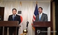 (2nd LD) S. Korea, U.S. decide to postpone upcoming joint air exercises for diplomacy