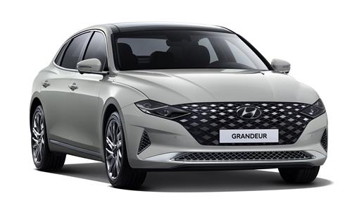 Hyundai launches upgraded Grandeur in S. Korea