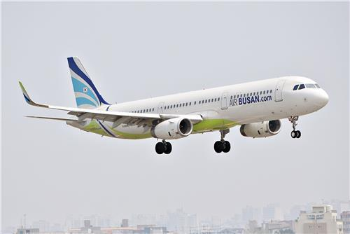 Air Busan to open Incheon-Chengdu route in January