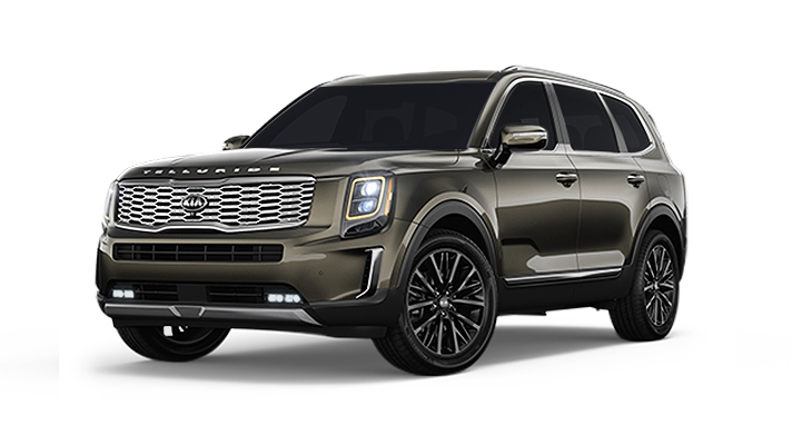 This photo provided by Kia Motors shows the Telluride SUV. (PHOTO NOT FOR SALE) (Yonhap)