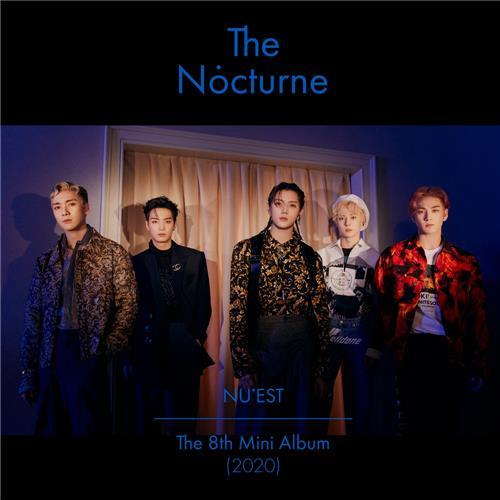 Boy band NU'EST drops new alum 'The Nocturne'