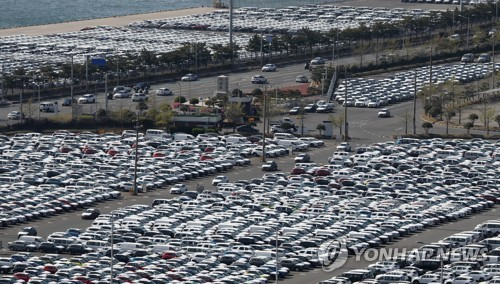 Hyundai halts lines for Palisade, GV80 on parts supply glitch