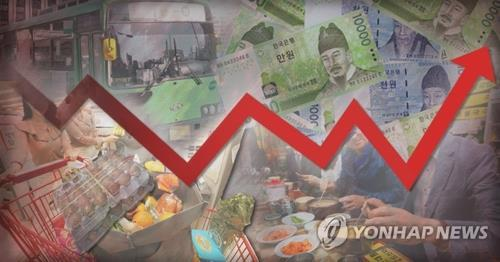 S. Korea's annual inflation unchanged in June