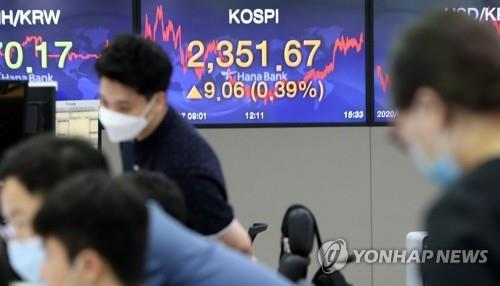Seoul stocks set for further gains this week, stimulus packages in focus