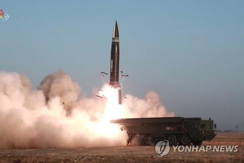 N. Korea likely to conduct more KN-23 variant missile tests to replace Scud missiles: think tank