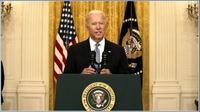 (2nd LD) Biden unveils plans to send 20 million doses of U.S. approved COVID vaccine overseas