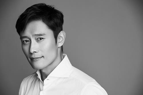 This photo, provided by BH Entertainment, shows South Korean star actor Lee Byung-hun. (PHOTO NOT FOR SALE) (Yonhap)