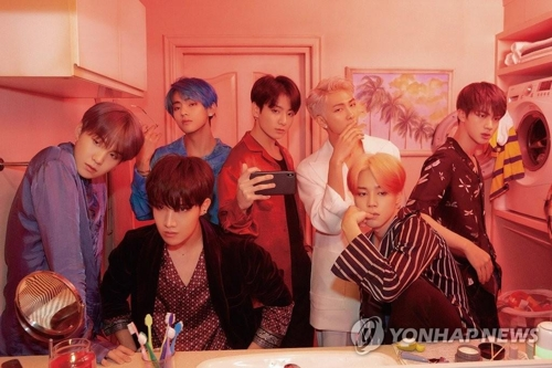BTS : «Map of the Soul: Persona» affiche des ventes record