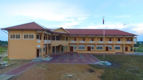캄보디아 하비에르 예수회 학교