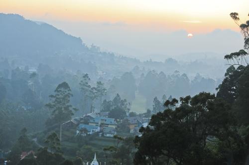 '빛의 도시'라는 뜻을 가진 누와라 엘리야는 이 나라에서 가장 높은 곳에 있는 차밭을 가진 곳이다. [사진/성연재 기자]