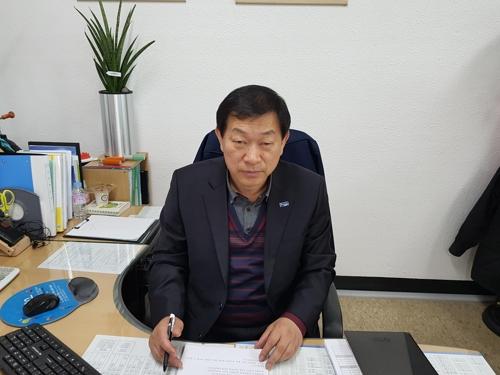 박병대 영덕군 농축산과 농정팀장