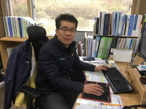 이상호 청송군 농정과 농정기획담당