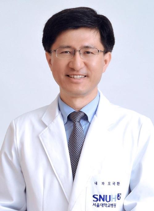오국환 서울대병원 신장내과 교수